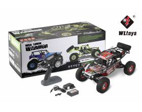 1:10 4WD Rock Climber, 2,4Ghz RTR3