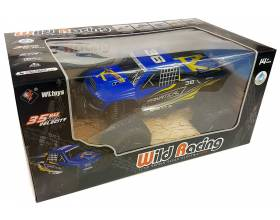 1:12 2WD Scale Electric Monster Truck, 2,4Ghz RTR6