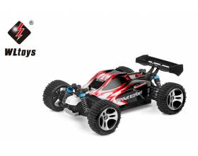 1:18 4WD Electric Buggy 50kmh, 2,4Ghz RTR1