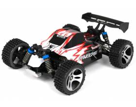 1:18 4WD Scale Electric Buggy, 2,4Ghz RTR6