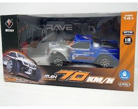 1:18 4WD Scale Short Truck 70kmh, 2,4Ghz RTR3