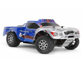 1:18 4WD Scale Short Truck 70kmh, 2,4Ghz RTR1