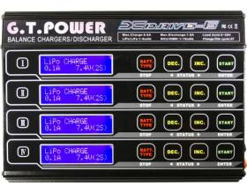 X-Charger 4in1, 4 x 60W charger (240W)5